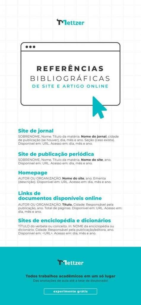Referências de sites