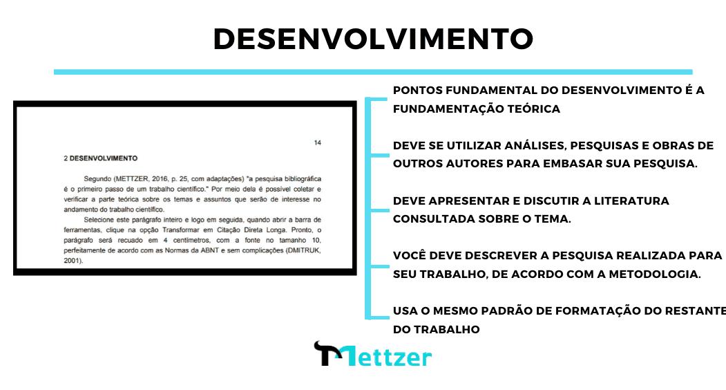 desenvolvimento tcc