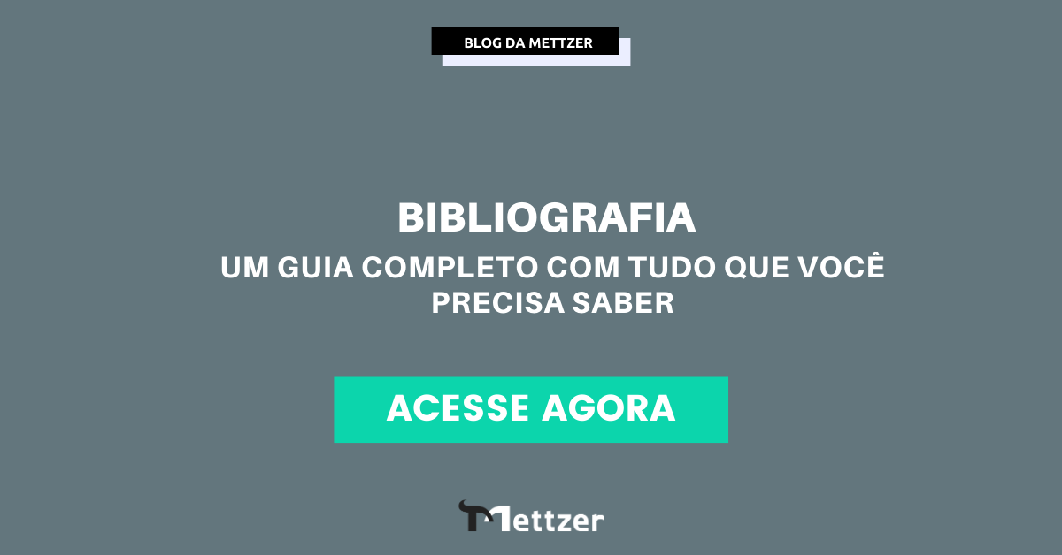 Capa - bibliografia