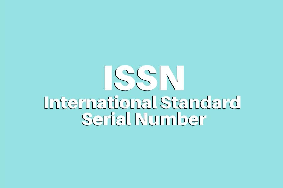 ISSN - O código internacional de publicações seriadas