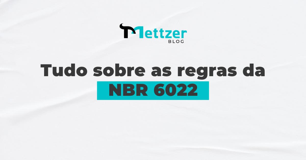 Capa - NBR6022