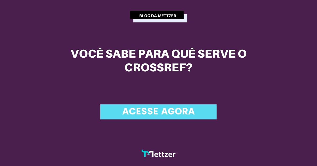 Capa - crossref