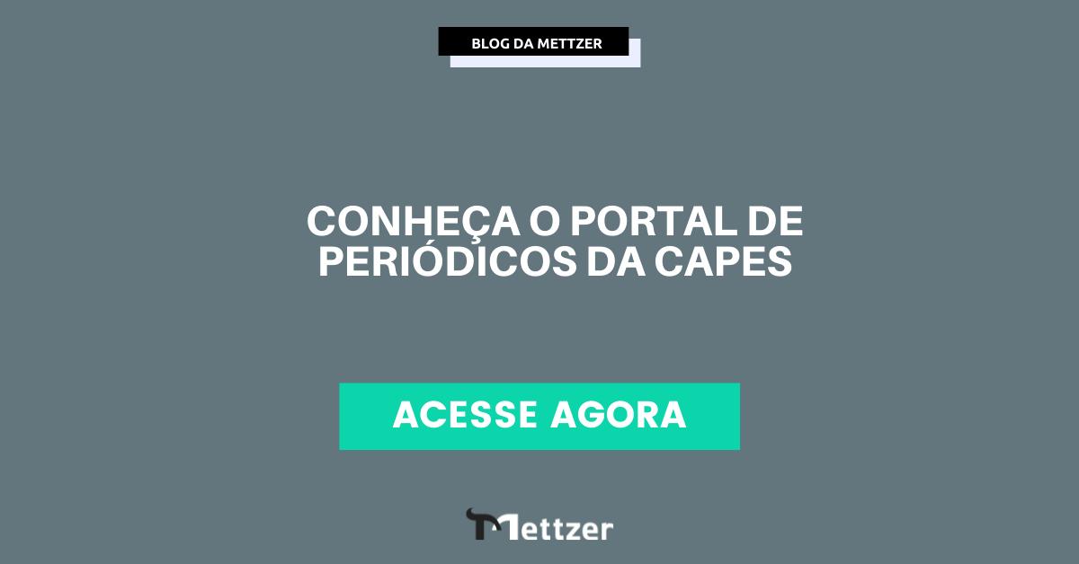Conheça o Portal de Periódicos da CAPES