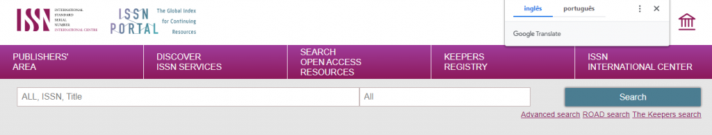 Portal Internacional