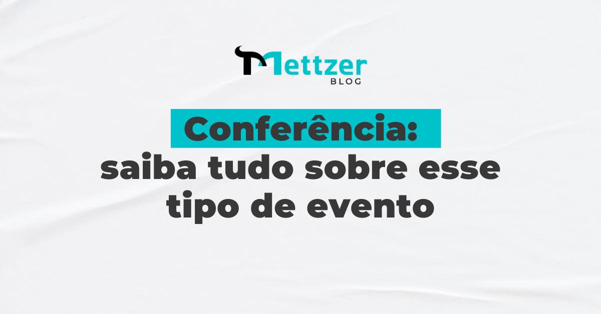 Capa - conferência