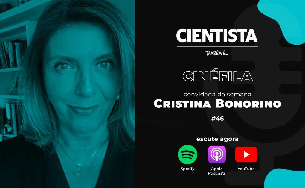 Capa - Podcast 46 - Cris Bonorino